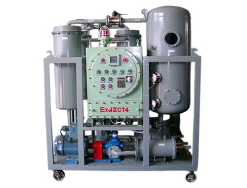 TOP Turbine Oil Purifier