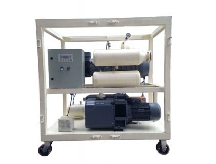 Vacuum Pump System for Drying Transformers
